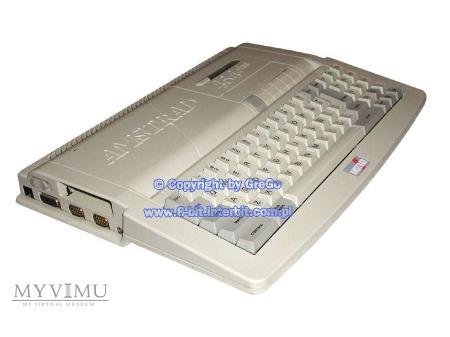 Amstrad CPC-464 plus