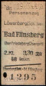 Lowenberg - Bad Flinsberg uber Friedeberg
