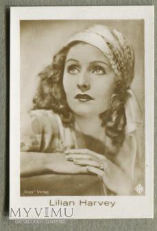 Hänsom Filmbilder Jasmatzi Album Lilian Harvey