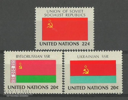 Flags USSR