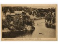 Perła Zachodu k. Jeleniej Góry - schronisko - 1950