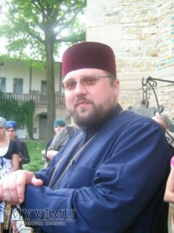 Skufia Biskupa Paisjusza