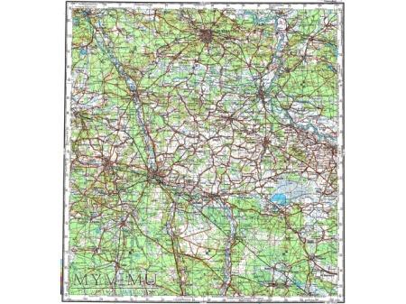 Duże zdjęcie Mapa 3