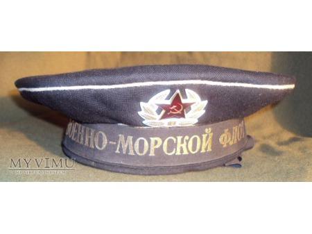 Czapka marynarza ZSRR