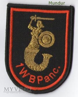 Oznaka: 1 Warszawska Brygada Pancerna