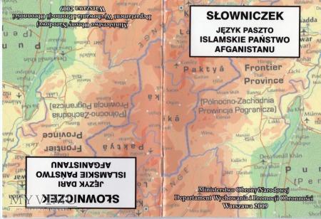 """Słowniczek j.dari i paszto dla """"misjonarzy"""""""