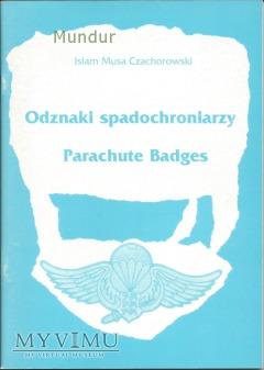 Oznaki spadochroniarzy Parachute badges