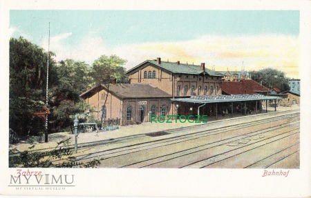 ZABRZE Dworzec kolejowy