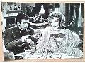 Marlene Dietrich i James Stewart przy herbatce