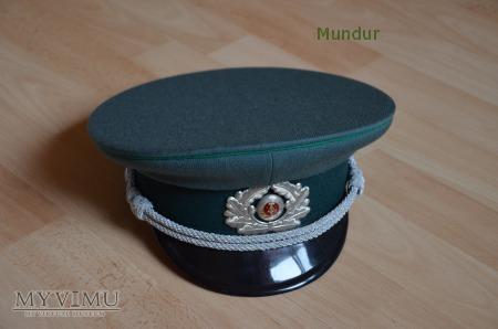 Czapka oficera Volkspolizei DDR