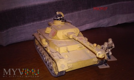 Duże zdjęcie Panzerkampfwagen IV