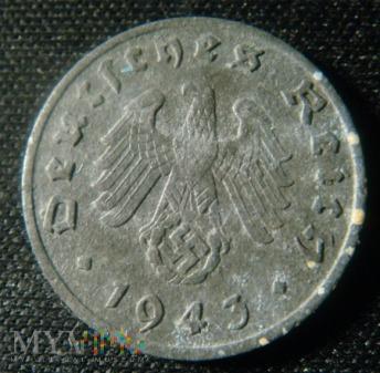 1 Pfennig 1943 A III Rzesza