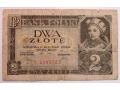 Banknot 2 złote 1936