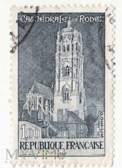 1967 KATEDRA W RODEZ - FRANCJA