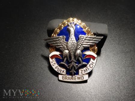 55 Pułk żmechanizowany - Braniewo