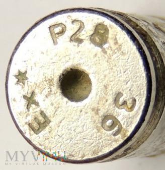 Duże zdjęcie Nabój szkolny 9 mm Luger P28 36 EX*