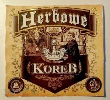 KOREB, Herbowe