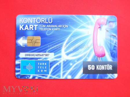 Karta z Turcji (2)