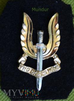 Brytyjska odznaka Special Air Service (SAS)