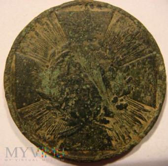Kriegsdenkmünze für Kämpfer 1813-1814