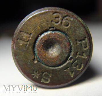 Łuski od 7,92x57 Mauser P131