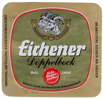 EICHENER DOPPELBOCK