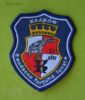 Oznaka 13. Eskadry Lotnictwa Transportowego