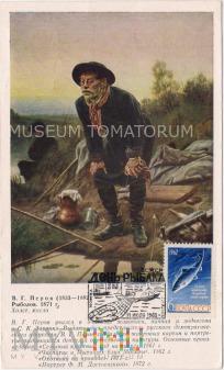 Duże zdjęcie Pierow - Wędkarz - 1964