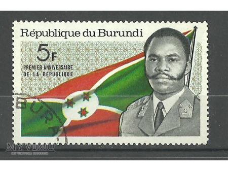 Duże zdjęcie République du Burundi