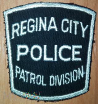 Regina policja miejska