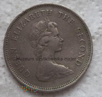 Hong Kong - 1 dolar- 1978 rok
