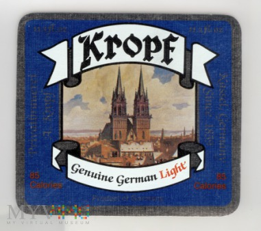 Kropf Genuine German