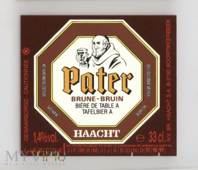 Duże zdjęcie Haacht, Pater