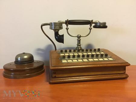 aparat telefoniczny wewnętrznego użytku