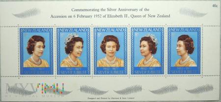 Nowa Zelandia 40c Elżbieta II
