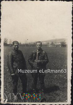 Duże zdjęcie 2 Batalion Pancerny. Przemyśl. 1936 r.