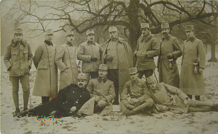 K.k. Freiwillige Radfahrer-Bataillon Wien II. Komp