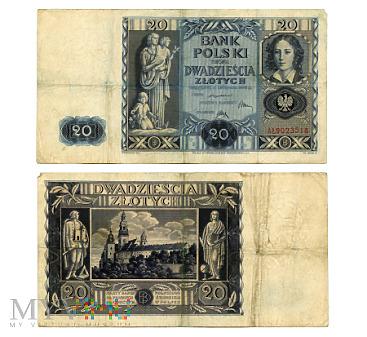 20 złotych 1936 (AŁ9023518)