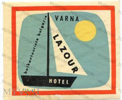 "Bułgaria - Varna - Hotel ""Lazour"""