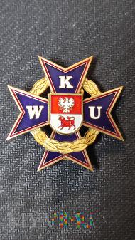 Duże zdjęcie Pamiątkowa odznaka WKU - Bielsk Podlaski