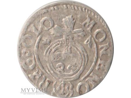 Półtorak 1624 rok