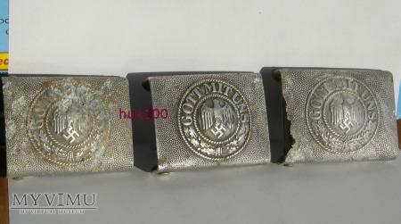 Klamry WH aluminium wz.36
