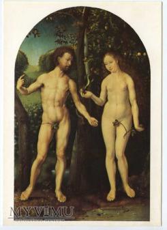 Jan Gossaert - Adam i Ewa