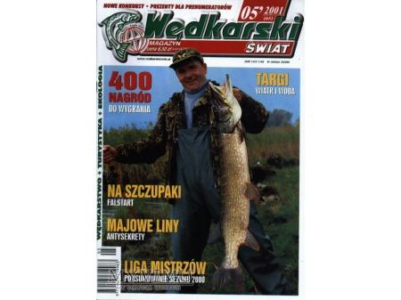 Wędkarski Świat 1-6'2001 (61-66)