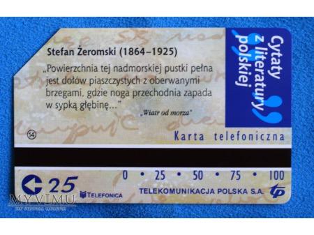Cytaty z literatury polskiej 14