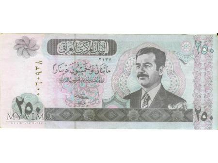 DINAR IRACKI