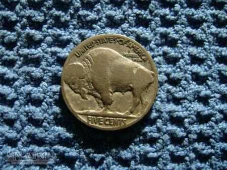 USA 5 Cent 1927