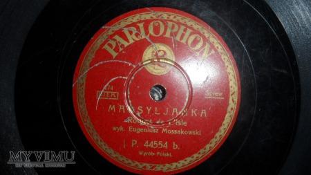 Plyta gramofonowa Mossakowski MP3