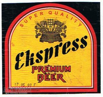 ekspress premium beer