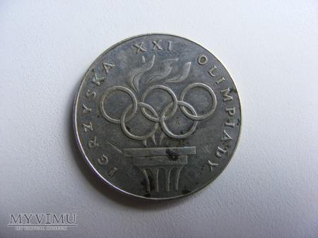 Igrzyska XXI Olimpiady